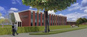 Nieuwbouw School De Spinaker in Alkmaar