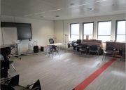 Muzieklokaal voor verbouwing
